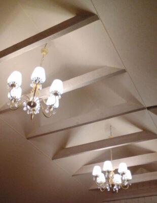 Мансардные потолки