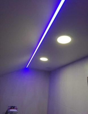 Нишевые световые линии SLOT