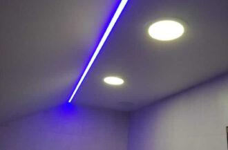 Нишевые световые линии SLOTT