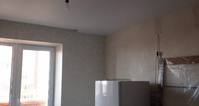 Матовые натяжные потолки MZD Premium в ЖК Трамвай Желаний