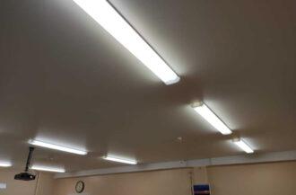 Противопожарные натяжные потолки