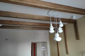 Матовые натяжные потолки в однокомнатной квартире
